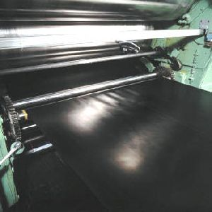 Rubberized Fabric