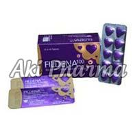 Sildenafil Citrate 100mg Tablets