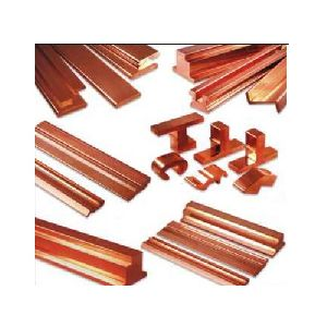Copper Section and Profile