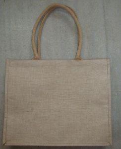 Plain Brown Laminate Juco Bag