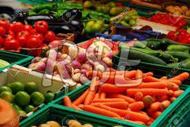 Fresh Assorted Vegetables from India