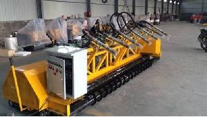 Fixed Concrete Paver Machine