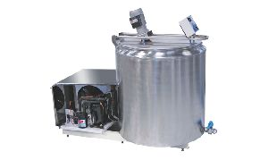 Fully Enclosed Milk Cooling Tank