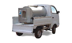 Road Milk Vending Machine