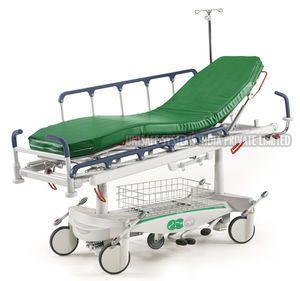 Multi Function Hydraulic Stretcher Trolley (Green)