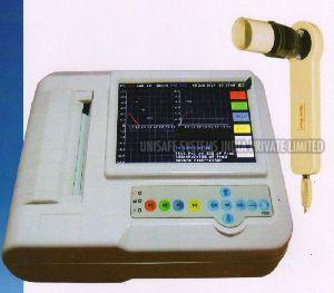 PC Based Digital Spirometer