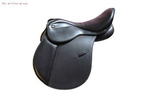 MI 003 Horse Saddles
