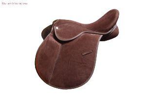 MI 004 Horse Saddles
