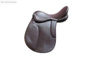 MI 005 Horse Saddles