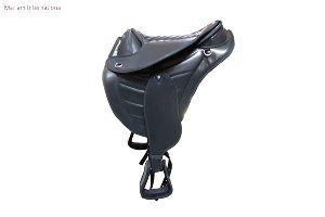 MI 007 Horse Saddles