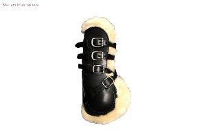 MI 801 Horse Boots with Fleece