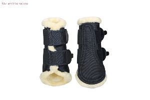 MI 805 Horse Boots with Fleece