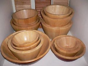 Wooden Household Items