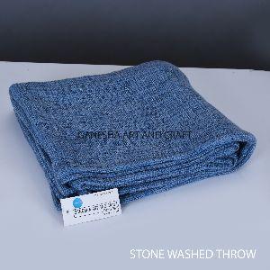 Light Blue Baby Throw Blankets