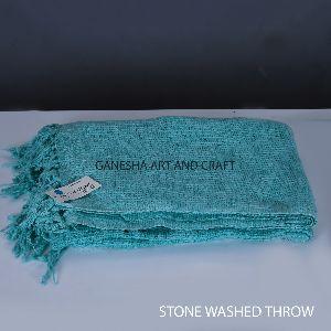 Light Turquoise Throw Blankets
