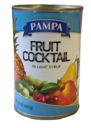 Mix Fruit Cocktail
