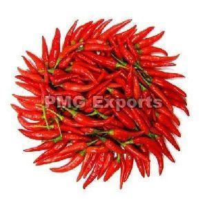 Organic Red Chilli