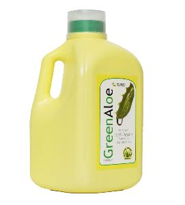 Green Aloe Vera Juice