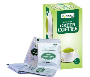 Instant Green Coffee Sachet