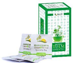 Tulsi Green Tea Bag