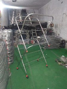 Full Bend Stainless Steel Drying Stand