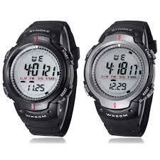 MENS DIGITAL WRIST WATCH