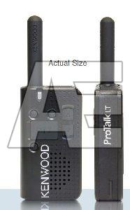 PKT-23K Pocket-Sized UHF FM Portable Radio