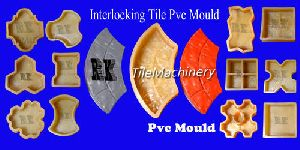 Interlocking Tiles PVC Mould
