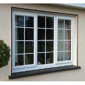 Anodised Aluminium Window