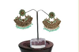 Pastel Afghani Earrings