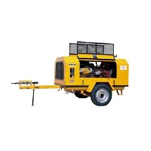 Compressor Hiring Services