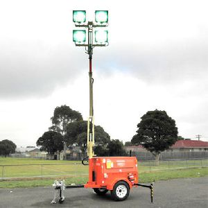 Mobile Light Tower Rental Services