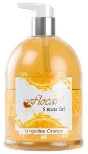Tangerine Orange Shower Gel