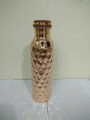 Copper Water Bottle 02