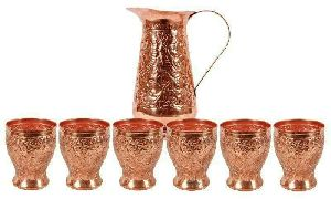 Copper Glass 06