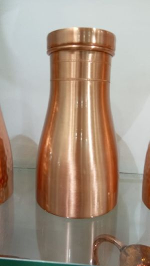 Copper Sugar Pot Bottle 02
