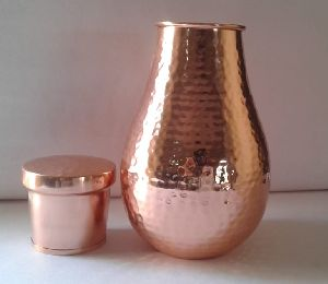 Copper Sugar Pot Bottle 05