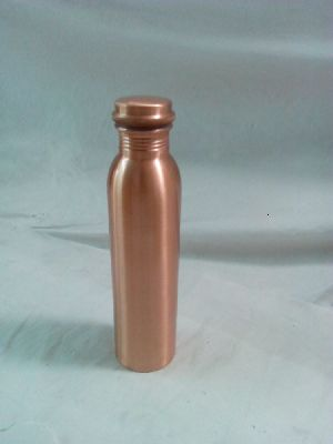 Copper Water Bottle 03