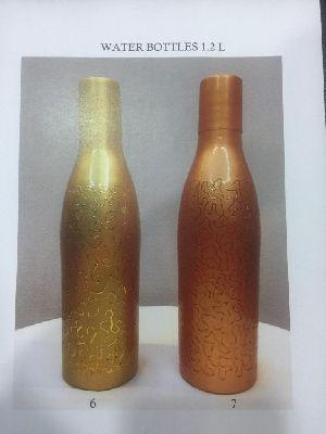 Copper Water Bottle 07