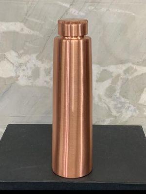 Copper Water Bottle 09
