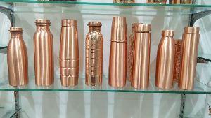Copper Water Bottle 10