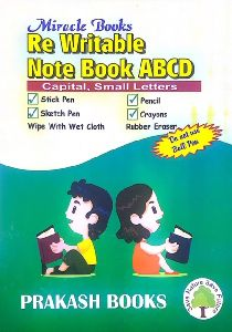 Rewritable ABCD Notebook