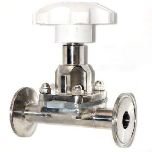 TC End Diaphragm Valve
