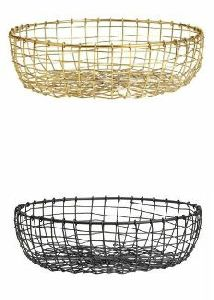 GI-015 Iron Wire Basket