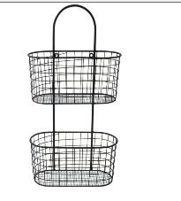 GI-021 Iron Wire Basket Stand