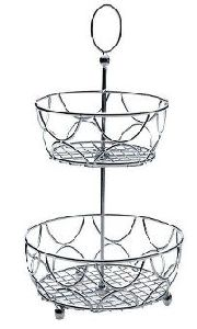 GI-03 Iron Wire Basket