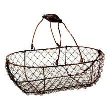 GI-04 Iron Wire Basket