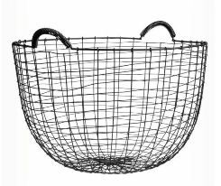 GI-06 Iron Wire Basket