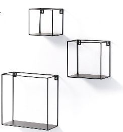 GI-09 Iron Wall Shelf