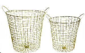 GI-097 Iron Wire Basket